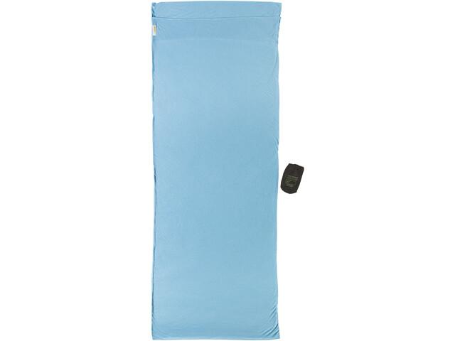 Cocoon Insect Shield TravelSheet Fundas para sacos CoolMax, azul